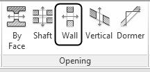 Revit Structure Basics: Framing and Documentation Command Exercise Exercise 1-7 Add an Opening in a Wall Drawing Name: add_opening.