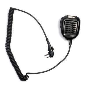 use with remote speaker microphone) ESS08 Caution: Use the accessories specified by Hytera only.