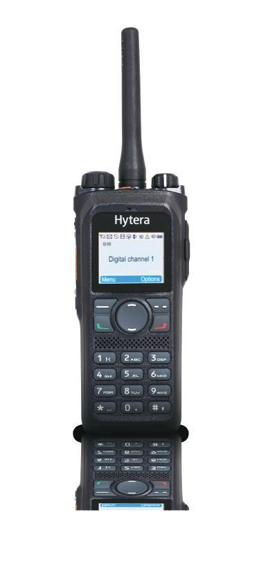 PD985 from Hytera is the latest edition to the world's most