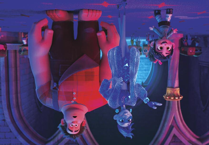 Ralph Breaks The Internet Fri 30 November Thu 13 December This sequel to Wreck It Ralph sees our animated heroes Ralph and Vanellope emerging from the (relatively) safe world of the video game