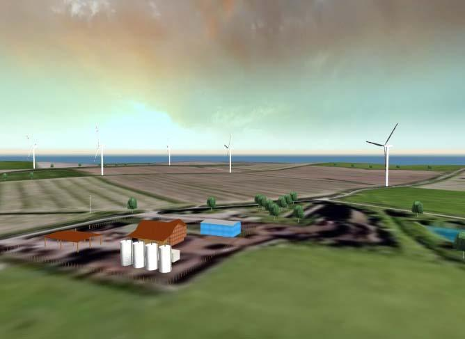 VR Power Generation Applications Field of application: Renewable energies