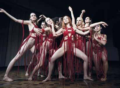 deliver a sumptuous remake of the cult 70s horror. A new entrant into a revered dance school quickly realises that all is not what it seems.