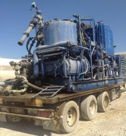 Drilling) Available Drilling unit -