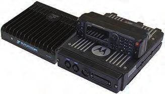 Vehicle Radio Extender (VRX) 1000 from Futurecom is an alternative radio system component to the Digital Vehicle Repeater Systems (DVRS) delivering