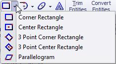 SOLIDWORKS 2015: A Power Guide > 2.59 13. Move the cursor vertical upwards and click to specify the end point when the length of the line displays above the cursor is 60. 14.