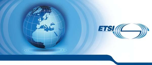 EN 302 858-2 V1.3.1 (2013-11) Harmonized European Standard Electromagnetic compatibility and Radio spectrum Matters (ERM); Road Transport and Traffic Telematics (RTTT); Automotive