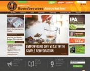 HomebrewersAssociation.org Banner Ad In the spirit of the AHA s flagship magazine Zymurgy, HomebrewersAssociation.