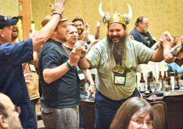 National Homebrew Competition The National Homebrew Competition (NHC) is the world s largest international beer competition recognizing the most outstanding homebrewed beer, mead and cider produced