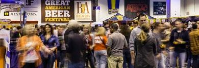 Great American Beer Festival 2015: September 24-26: Denver, CO The Great American Beer Festival (GABF) is the largest and longest-running celebration of American brewing, and it celebrates its 34th