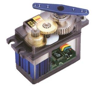 SERVO MOTOR PARTS A Servo is a motored device that has an output shaft that can be positioned to specific