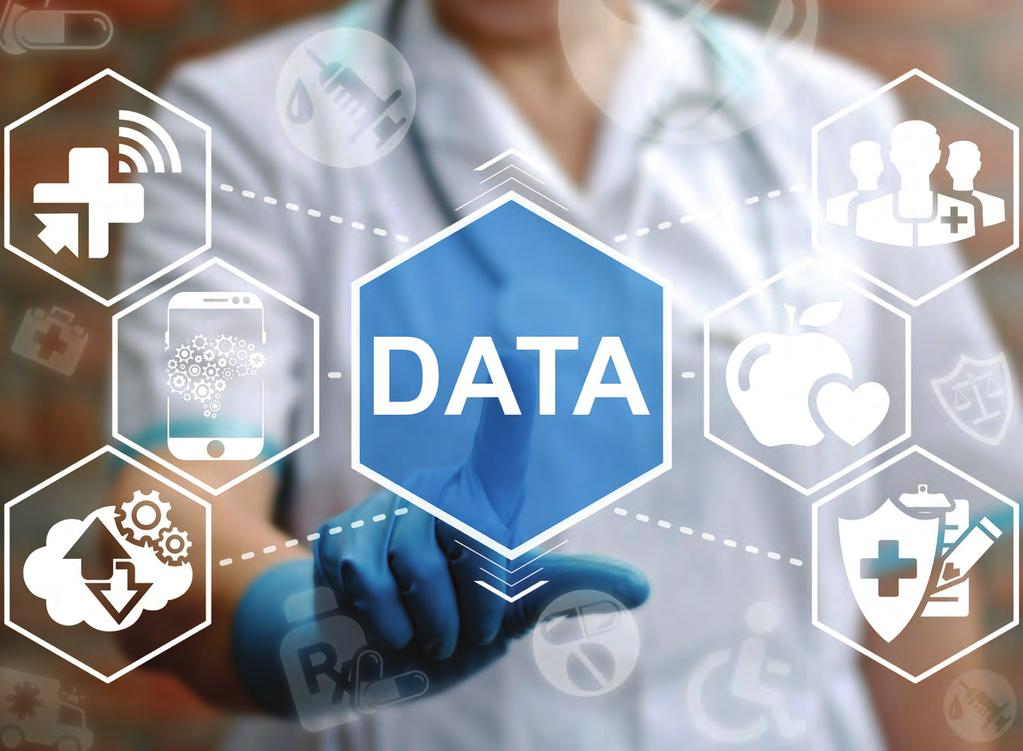 USTGlobal How Integrated Data and Technology Affect the Healthcare