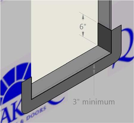 Step 3: Sill Flashing A. Flashing must meet ASTM D779 performance requirements.