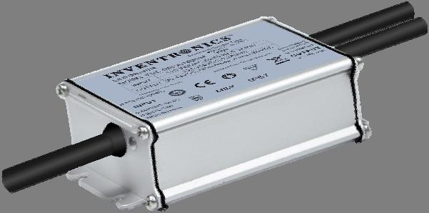 EUC030SxxxDVM Features Low THD, 10% Max up to 240 Vac Compact Metal Case with Excellent Thermal Performance Isolated 010V Dimmable Input Surge Protection: 4kV lineline, 6kV lineearth High Reliability
