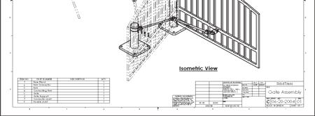 views 15-11 Setting the custom scale to drawing views 15-12 Changing to the shaded view 15-12 Inserting the bill of material (BOM) 15-13 Modifying the bill of material 15-15 Reversing the column