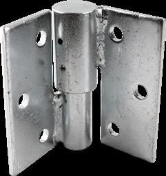 6mm x mm heavy duty top/bottom rail * Comes with gate side frame when gate is over 000mm wide (00mm wide if using 6x7mm battens) Rail screws Bag of 00 Tru close heavy duty hinges (Rated for gates up