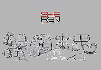 SKEREN Sketchbook (sketching and drawing skills for product design) By Sangwon Seok SKEREN Sketchbook (sketching and drawing skills for product design) By Sangwon Seok SKEREN is a SKEtching &