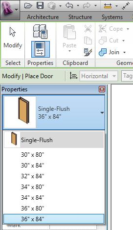 If you need to quickly verify dimensions between walls, you can use the Measure tool to list distances between two points quickly.