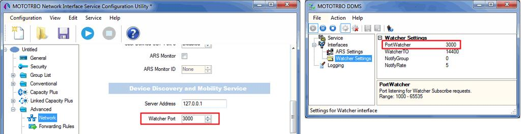 Linked Capacity Plus 29 Therefore, when you configure DDMS settings, make sure that: 1.