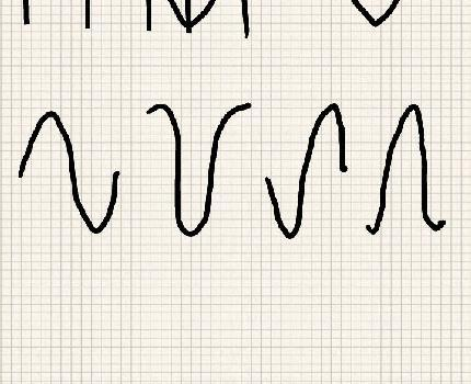 together waveforms for each symbol 8-PSK is also possible, but inefficient.