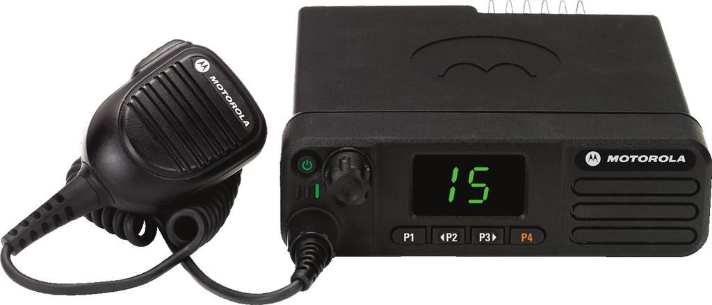 PROFESSIONAL DIGITAL TWO-WAY RADIO