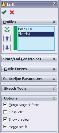 Right click drawing and click Select from menu