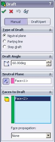 Click top face of hull and click Sketch the Content toolbar, Fig. 47. on Fig. 47 Step 3.