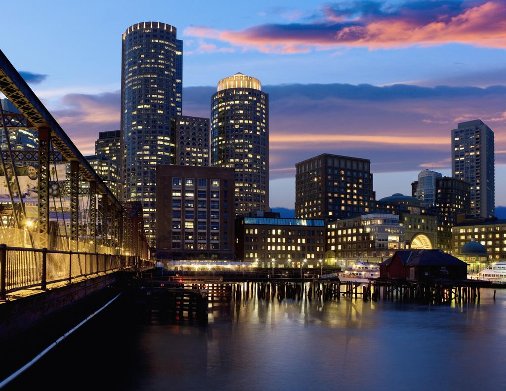 BOSTON OFFICE MARKET FIRST QUARTER 2017 OFFICESTATUS FINANCIAL DISTRICT BOSTON Inside...»»Tenants absorb 224,000 square feet during the first quarter of 2017.