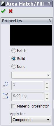 You will also need to Break Alignment once it has been placed. Right Click on the View get the options shown.
