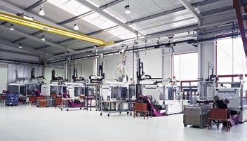 BECKER KUNSTSTOFFTECHNIK GMBH, HOHENTENGEN Service packages all along the supply chain Quality in the end product and in all upstream steps that s been the motto of Becker Kunststofftechnik GmbH for