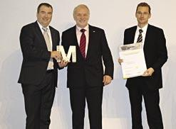 Competence center for award-winning process In November 2009, a CoverForm Competence Center was opened at the Evonik plant in Demoulding Final curing (UV curing) Darmstadt it s the ideal place to