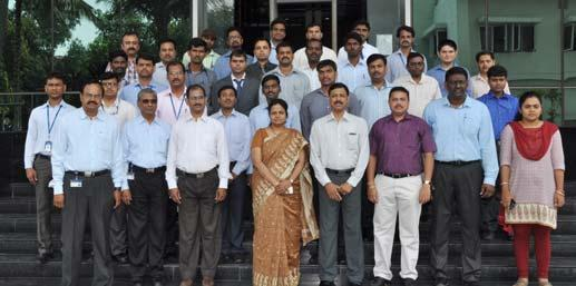 Motwane Water & Renewable Energy IC Participants of Seminar on HDPE Pipes held at HQ, Chennai on April 11, 2014 seen with Mr. N. Ramasethu and faculty from M/s.