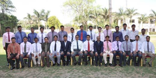 Participants of Supervisory Development Programme held at Delhi during April 9-14, 2014 seen with Mr. R.K.