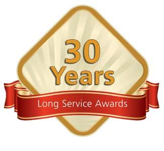 Celebrating Long Service L&T Construction has had a rich tradition of employee longevity.