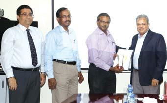 Ramasethu, Vice President & Head-Water Supply & Distribution BU in the
