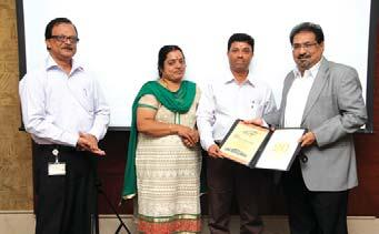 4x600MW OP Jindal, receives his award from Mr.