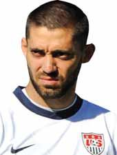 SPORTS Dempsey unveiled by Sounders LONDON: American international forward Clint Dempsey said he was excited to return to Major League Soccer (MLS) after completing a deal to join Seattle Sounders