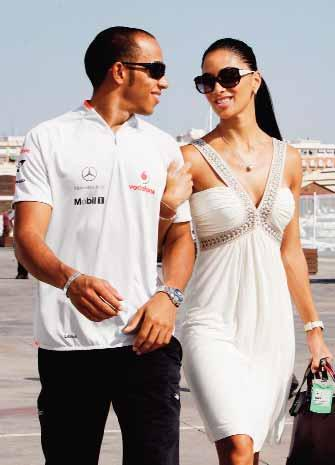 lifestyle G O S S I P Scherzinger to reunite with Hamilton Nicole Scherzinger and Lewis Hamilton are to get back together.