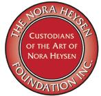 Newsletter of the Nora Heysen Foundation Inc Summer 2018 Rare Nora Heysen linocut now available in a limited edition print The Foundation has released for sale a limited edition of 100 of this rare