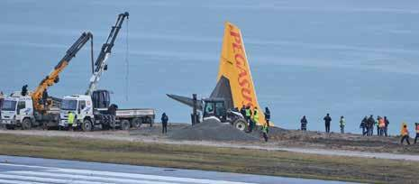All 162 passengers and crew on board the Pegasus Airlines Boeing 737-800 miraculously escaped, with no serious injuries reported, following the incident at Trabzon Airport, on Turkey s Black Sea