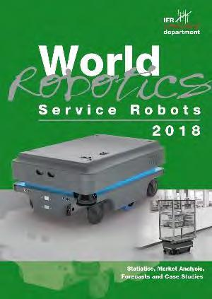 Agenda Welcome Presentation of the speakers World Robotics 2018 Industrial Robots Review 2017 and forecast 2018-2021 Main markets customers - trends Robot