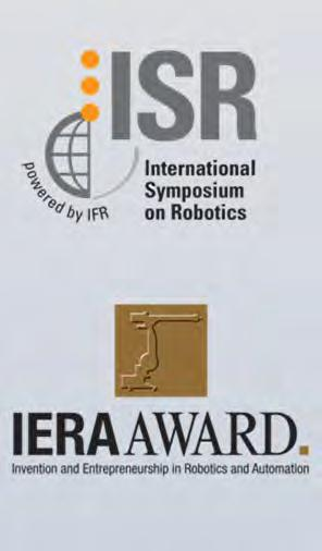 International Federation of Robotics Representing the global robotics industry Robotics turnover 2017: