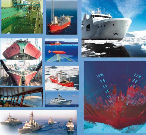 Key Findings Technology Themes Seven technological areas were identified in order of importance Green ship technologies Marine simulation Advanced shipbuilding technologies Ship design issues