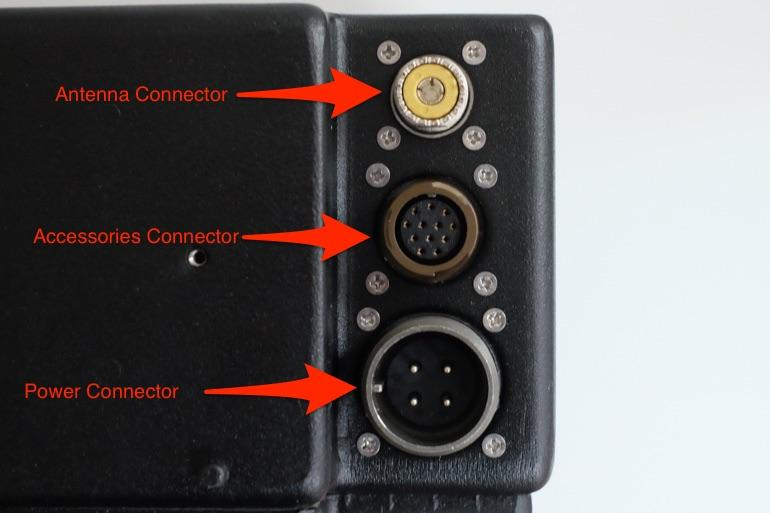 Cable Connectors Remote Control Head Connector