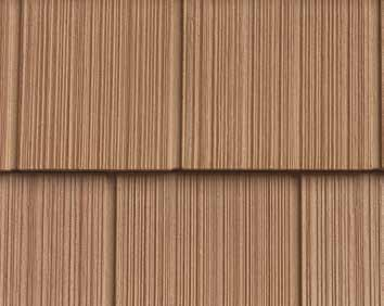 The Perfection Shingle delivers the perfect balance of the deep texture of Shakes and the clean lines of Shingles. This profile offers a traditional look with a hint of ruggedness.