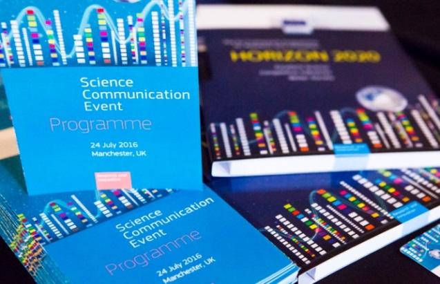 """Communicating EU Research & Innovation -"