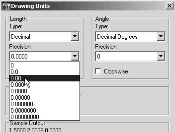 1-4 AutoCAD LT 2012 Tutorial Drawing Units Setup Every object we construct in a CAD system