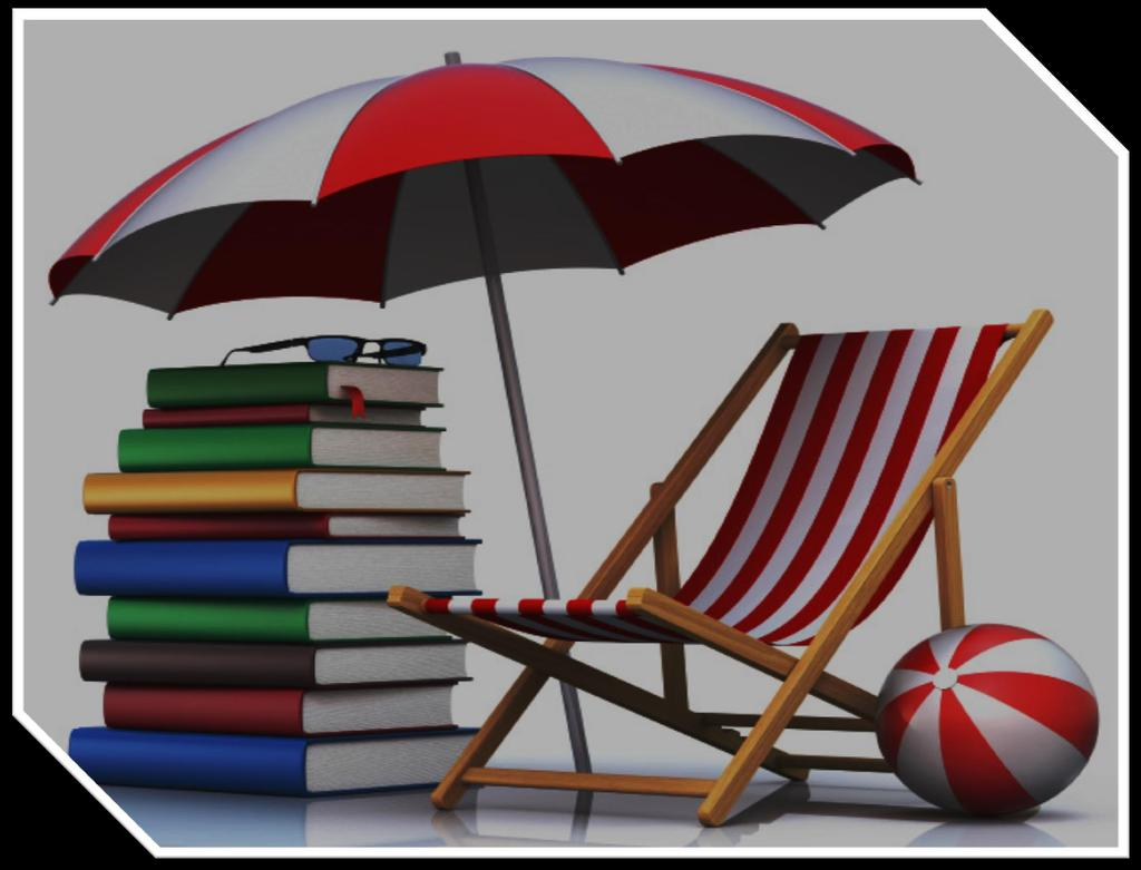 Red Hot Reads for the beach for