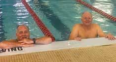 Additionally it provides bonding opportunities for friends and families. I personally know a couple of group weekend swimmers. Melissa Shaner and her sister Kristi Shaner do swim workouts together.