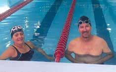 Most people are aware the pool is closed on Thursdays from 5:15 6 PM for the Master Swimmers group to get in a challenging workout, led by coach Melissa Shaner.