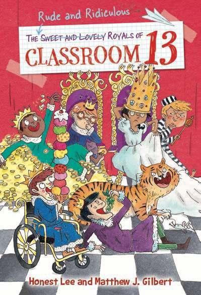 TRENDING SERIES Classroom 13 Rights Sold: